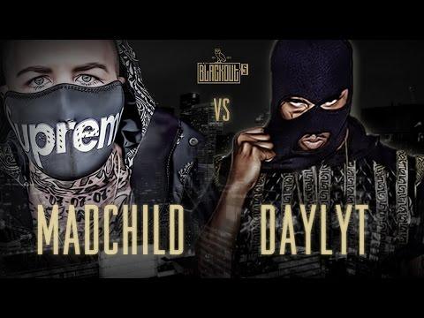 KOTD - Rap Battle - Madchild vs Daylyt