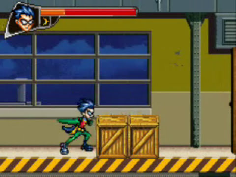Let's Play Teen Titans 2: Mission 2 Parts 1-3