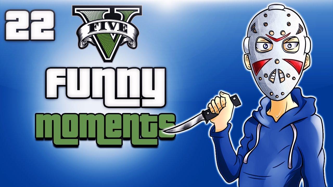 GTA 5 Online Funny Moments Ep   H20 Delirious Fan Art Gta 5