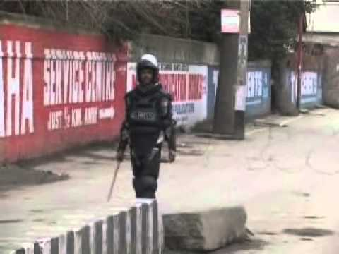 Curfew like restrictions for second consecutive day in Kashmir
