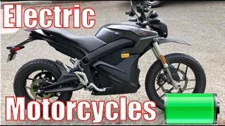 Are Electric Motorcycles Ready? History, Advantages, Limitations, Zero test ride, and more
