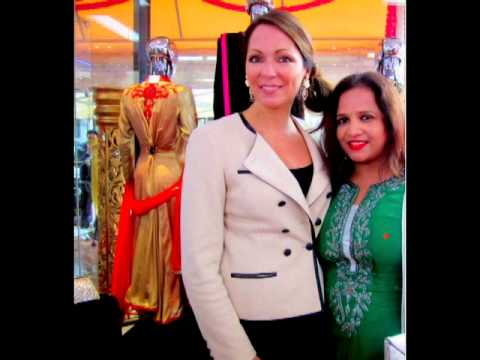 Australian Actress & Bollywood Star Tania Zaetta interview with Manju Mittal