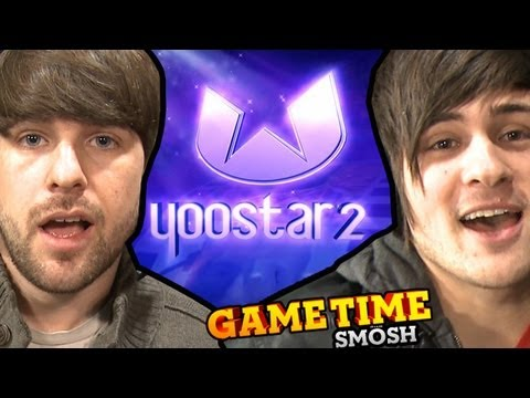 WE'RE IN THE MOVIES! (Gametime w/ Smosh)