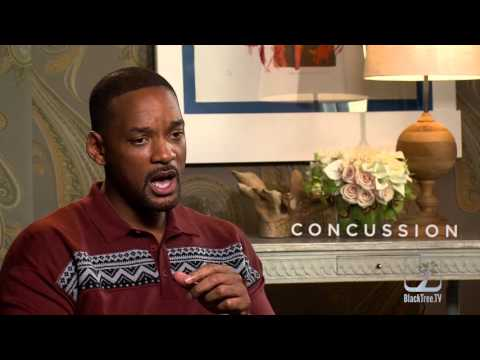 CONCUSSION Interview with WILL SMITH