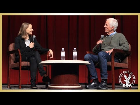 Money Monster DGA Q&A with Jodie Foster and Michael Apted