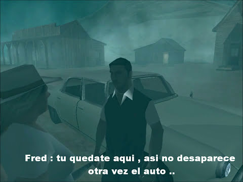 Gta San Andreas-El Pueblo Fantasma-The Movie