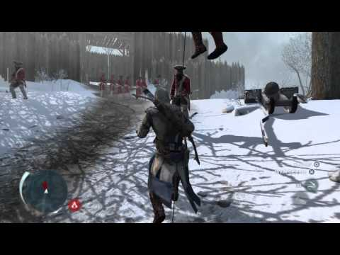 Assassin's Creed 3 E3 Frontier Gameplay Demo [UK] Music Videos