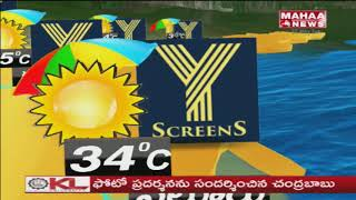 Telugu States Weather Report | 27th May 2018