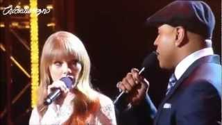 "Taylor Swift Beatboxing ""Mean"" {Grammy Nominations 2013}"