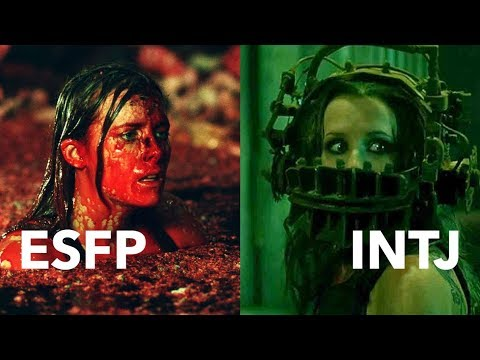 Download video The 16 MBTI Types in a Horror Movie