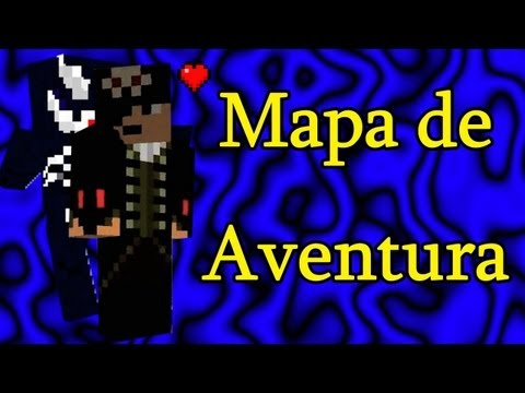 MINECRAFT - Mapa de Aventura com Venom e Feromonas!!! Revenge of the Gods!
