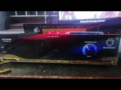 5.1 ANDROID Amplifier - Ultra4K HDMI, WiFi, 7 inch UHD Monitor thumbnail