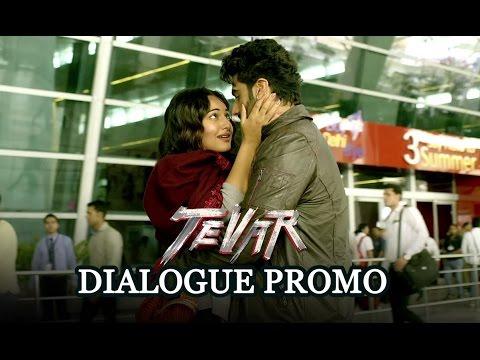 Tevar (Dialogue Promo) | Arjun Kapoor, Sonakshi Sinha, Manoj Bajpayee (Trailer Cut Down)