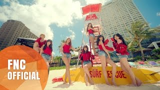 Клип AOA - Good Luck
