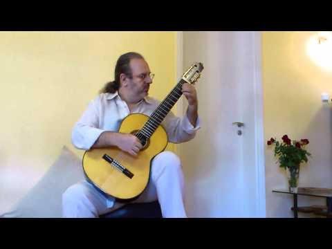 Matteo Carcassi Etude No 3 Op.60