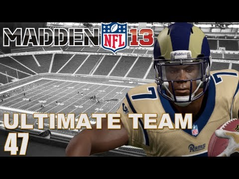 Madden 13 Ultimate Team : Manti Te'o Takes Home The Ladies Ep.47