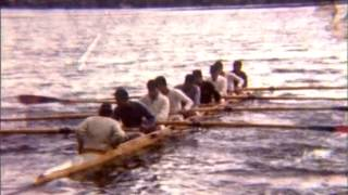 1956 Olympic training Lake Wendouree