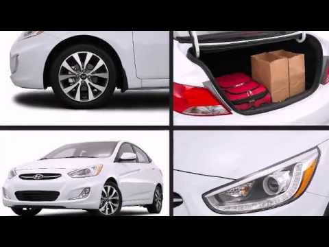 2015 Hyundai Accent Video