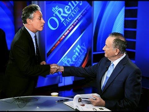 Jon Stewart Says He's A Socialist - Fox News President Roger Ailes