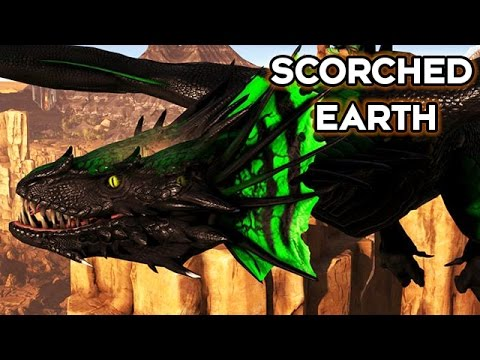 Let's Play ARK Scorched Earth Deutsch #28 - Quantums schlimmster FAIL