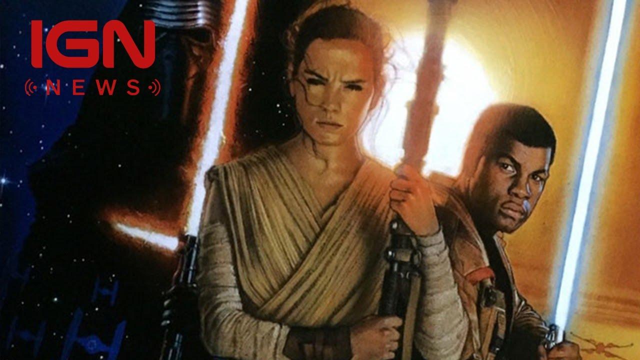 Did Instagram Confirm Finn is a Jedi? - IGN News