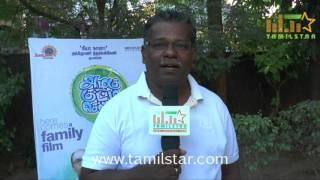 'Neeya Naana' Anthony At Azhagu Kutty Chellam Movie Press Meet
