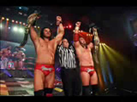 Pro-Wrestling Boners And Bulges