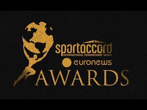 SportAccord Euronews Awards 2015