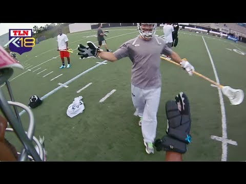 Kyle Harrison helmet cam - LXM Pro 2012 Shoot Around
