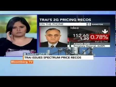 TRAI issues spectrum price recos- Thumbs up or down?