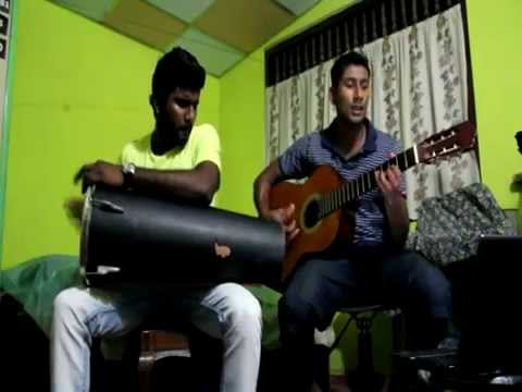 Oba Langa Nathi Me Sasare Cover By Buddhika video