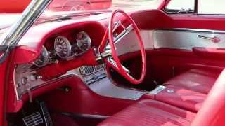 1963 Thunderbird For Sale~Air Conditioning~California Car~33,750 Actual Miles!!!