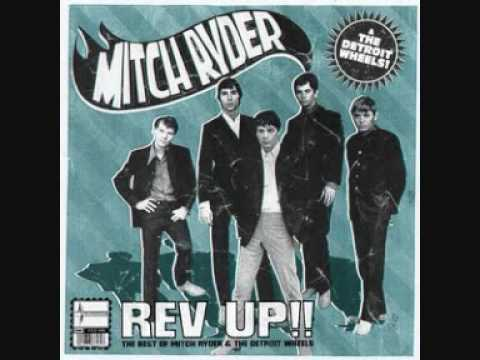 Mitch Ryder & The Detroit Wheels - One Grain Of Sand