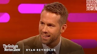 Download Lagu Ryan Reynolds' Worst Flirting - The Graham Norton Show Gratis Mp3 Pedia