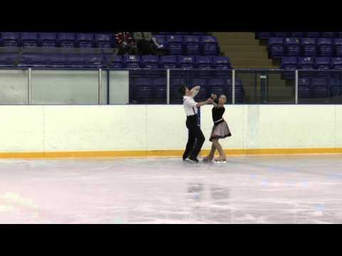 1 Marta LEWANDOWSKA Jan LIPSKI Pattern Dance Blues Pary Taneczne Advanced Novice Mistrzostwa Polski