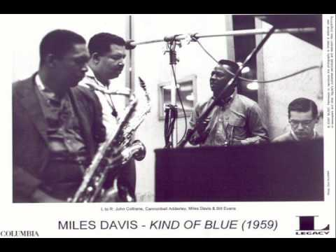 Miles Davis - Kind of Blue - 1959 - All Blues Music Videos