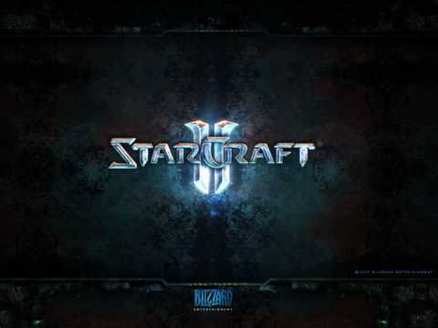 StarCraft II - Wings of Liberty Main Theme Video