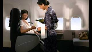 Cabin crew flight attendants stewardess (part 2)