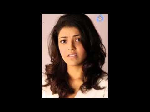 Kajal Agarwal In White Dress video