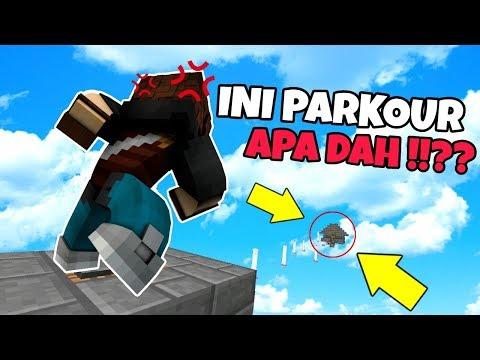 INI MAP PARKOUR APA DAH !!?? - Minecraft PE