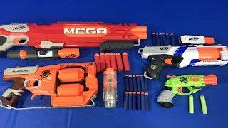 Toy Guns Box of Toys Toy Weapons Nerf Pistols for Kids Mega