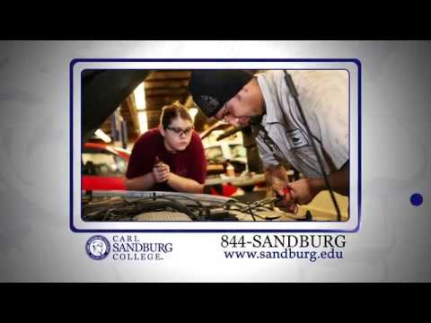 Carl Sandburg College - Industrial Manufacturing :30 Spot