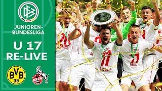LIVE Borussia Dortmund vs 1 FC Kln | U17 Bundesliga | Final
