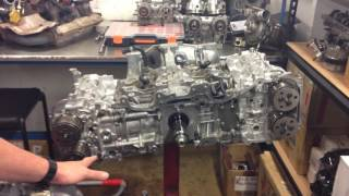 Subaru engine comparison, FA20, EJ20, EJ25,STi, WRX