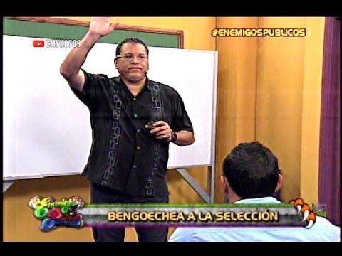 Phillip Butters en la Escuelita de Enemigos Publicos 06/03/14
