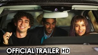 THE ROAD WITHIN Official Trailer (2015) - Zoë Kravitz, Dev Patel HD