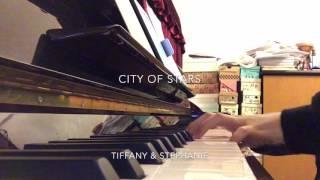 La La Land City Of Stars Piano Piano Sheets Link Simple Version Tiffany Stephanie