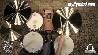 "Paiste 20"" Formula 602 Modern Essentials Ride Cymbal - 2337g (1141620-1061015O)"