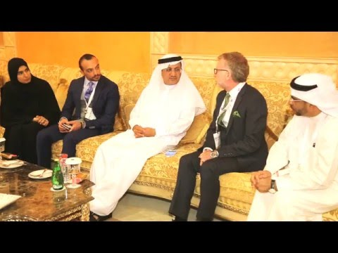 Dubai Health Authority- Arab health 2016