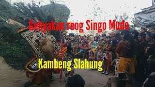 download lagu Gebyakan Reog Singo Mudo Kambeng Slahung Ponorogo gratis